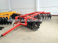 Hydraulic trailed Heavy duty disc harrow with CE certification