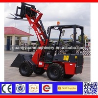 MAP D25 EURO small size mini garden wheel loader