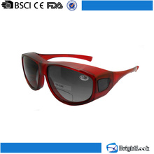 ANTI Z87.1 sun glasses haven fits over safety sunglasses hunter double lens bifocal sun reader