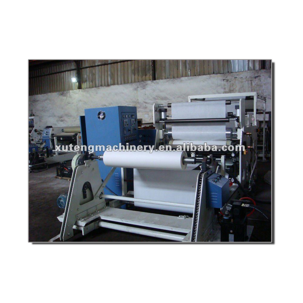 Release Paper Label Hot Melt Adhesive Coating Machinery
