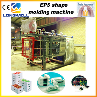 Longwell Hot Sale Automatic EPS for Egg Box Line Machine