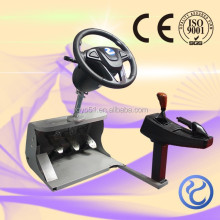 new electronic product cars trucks driver training simulator left side gear with steering wheel
