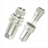QCSS SERIES AISI 316 L STAINLESS STEEL QUICK COUPLINGS