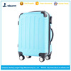 Hot sale high quality aluminum trolley ABS travel luggage cheap price factory