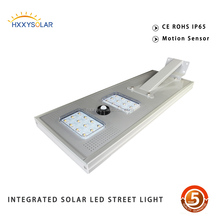 Dusk-to-dawn Automatically Light Control 15W Solar Led Street Light