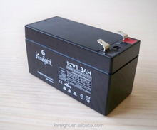 Best Price Sealed Lead Acid Deep Cycle Agm Battery 12v 1.3ah For UPS System