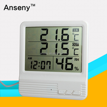 best selling good quality Thermometer and humidity meter/Digital Hygrometer thermograph / Thermometer and Hygrometer