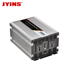 12V 24V 48V Dc to Ac 110v 230v 1000W Pure Sine Wave Power Battery Charger Inverter