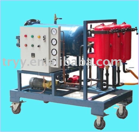 diesel engine transformer recycling black Oil filter machine