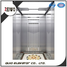 Advance design silver cabin elevator made in China