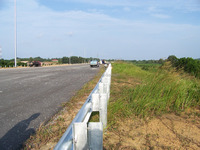 excellent steel guardrail &post for highway traffic facility