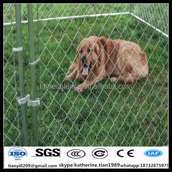 10' wide 10' long 6' high 32mm tubing stainless steel dog cage