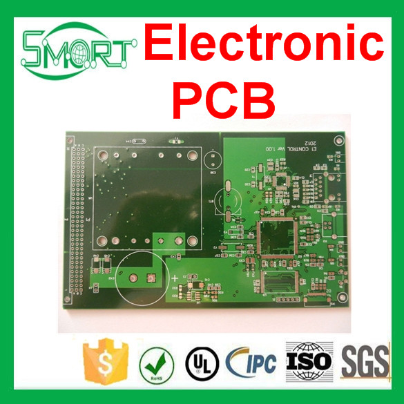 Smart bes 1.6MM 94V FR-1 single-side PCB board ,pcb led