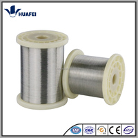 Various size stainless steel wire for welding knitting braiding