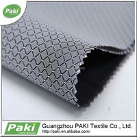 China wholesale 120gsm PU Coated 420D nettle fabric for bags