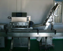 High-speed screw cap automatic capping machine