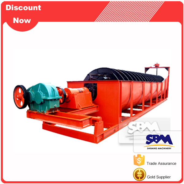 SBM chrome ore beneficiation plant price for sale , spiral classifier plant