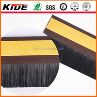 door bottom seal flexible strip brush seal strip door sweep