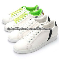 ssd01202 synthetic leather casual fashion shoes