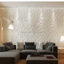 Plant fiber decorative wall coating 3d effect wallpaper/walls interior 3d wallpaper