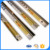 Brushed Anti Slip Stainless Steel stair nosing strips, Stair edge Trim