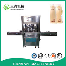 guangzhou filling capping machine for olive oil,piston filling machine 6 heads