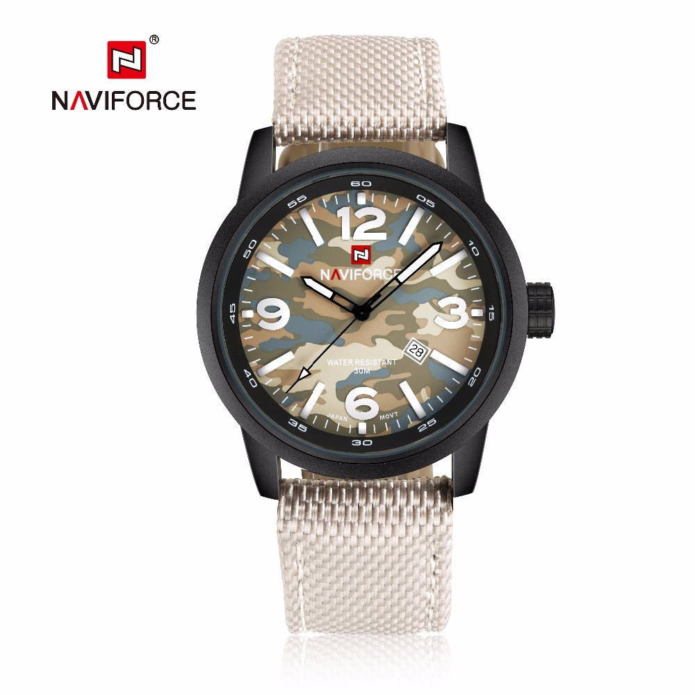 NF9080 quartz fancy attractive men vogue hot sale watch