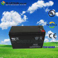 Bluesun hot sell high quality 6v 6ah sealed lead acid battery