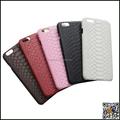 For iphone 6 plus boa grain mobile phone case pc case with plate,for iphone
