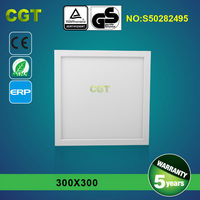 Aluminium indoor LED ceiling lamp surface led panel