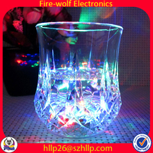 Colorful Light Up Drinking Glass Led Ps Supplier Light Up Drinking Glass