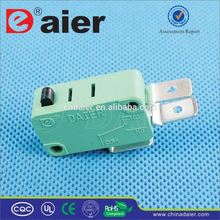 Daier micro switch actuator