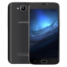 DOOGEE X9 mini, 1GB+8GB DTouch Fingerprint, 5.0 inch 2.5D Android Phone 6.0 MTK6580 64-Bit Quad Core