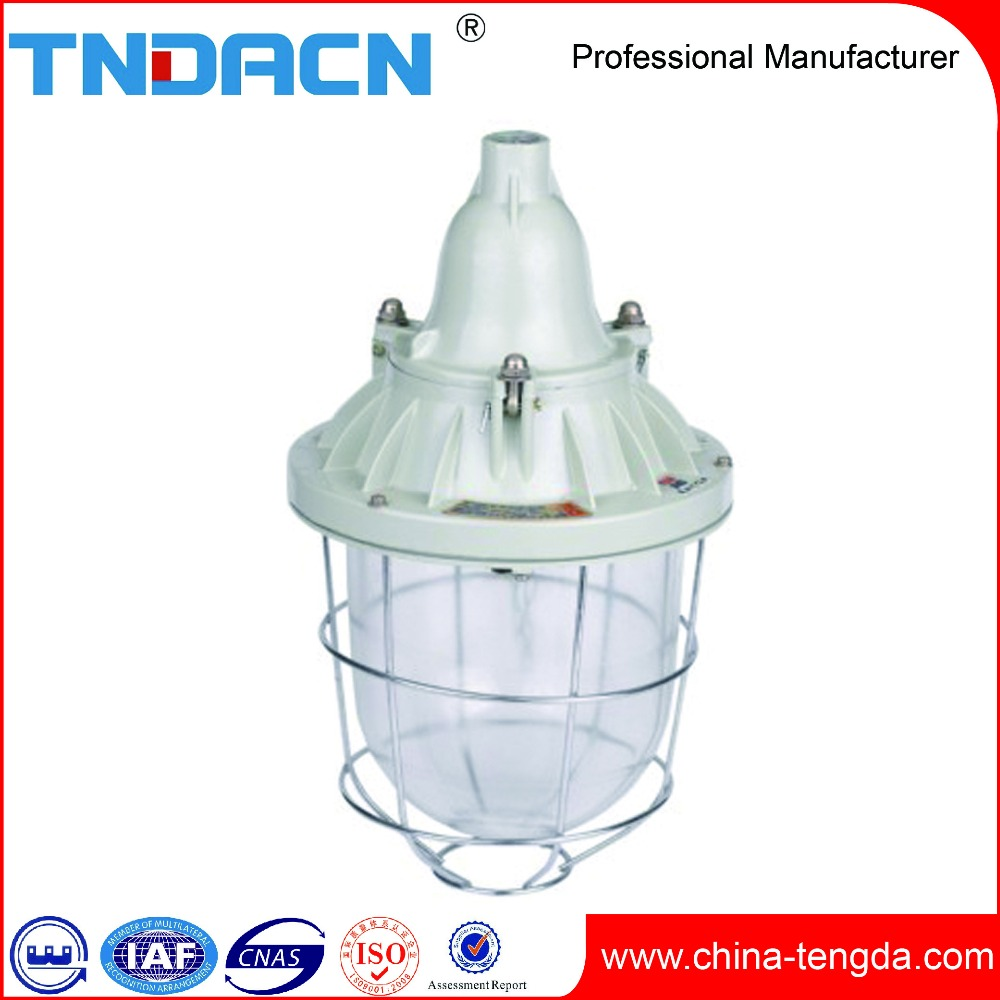 Aluminum alloy flameproof waterproof dust proof lamp ip65 rating explosion proof light