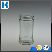 CHINA GOOD SUPPLIER ECONOMIC BROWN GLASS CANNING JARS