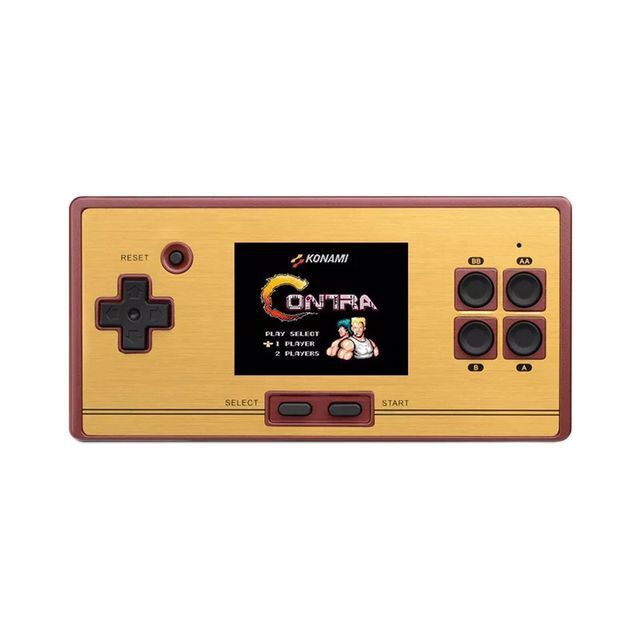 Nostalgic FC video game console player 2.6 inch color screen