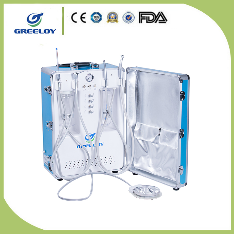 Dynamic Dental Instruments Portable Unit In China