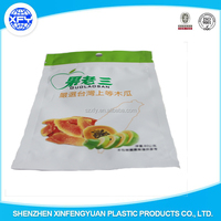 Spout pouch laminated composite material aluminum foil stand up plastic packaging bag for food