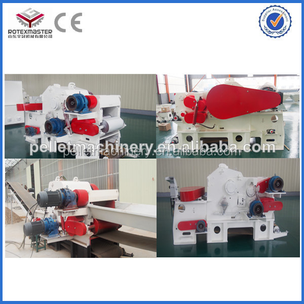 2014 the most popular wood drum chipper /tree/log chipper/wood cutter/ wood chipping machine