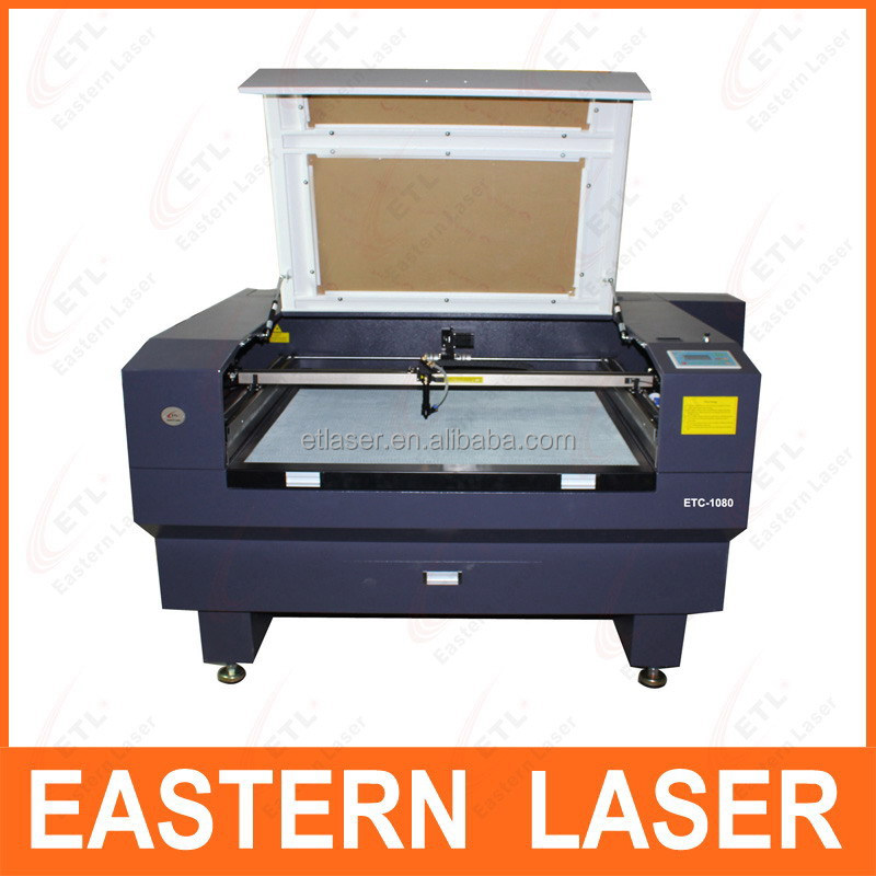 CO2 Laser Cutting Rings Machine 640 for birds with high potency