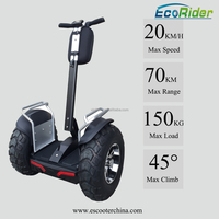 21Inch Wheel Electric Chariot Scooter for Adults,Brushless Motor Off Road Electric Scooter