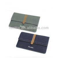 2014 Canvas Pouch Case for iPad Air