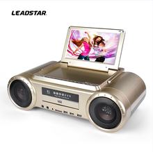 "NEW Portable 9"" digital panel dvd karaoke player"