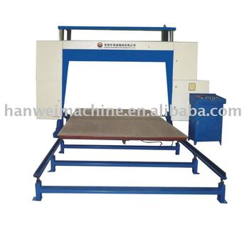 Automatic Horizontal foam cutting machine