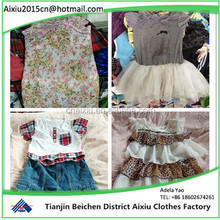 Wholesale Used Clothes For Children Used Boy/Girl Long Pants second hand clothing