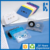 Audio Blank Tape jewel audio cassette