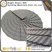 Chinese Roofing Building Material Exporter/Manufacturer/Factory Directly Sell Aluminum Zinc Coated Corrugated Roofing