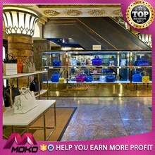 full equipped commercial jewellery shop booths interior design images
