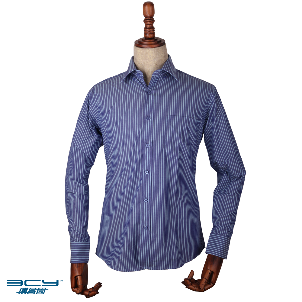 Cotton CVC TC Business Shirt