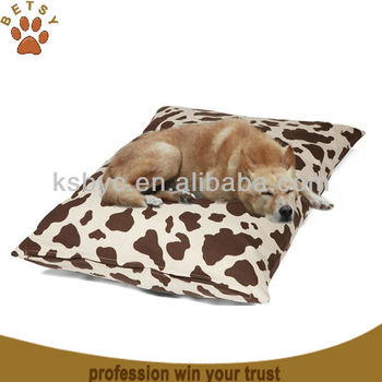 Dog cow pillow pet products